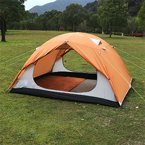 Luxe Tempo Camping Tent for 4
