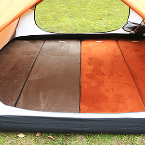 Luxe Tempo 4 Person Tent Sleeping Pad Ultralight Backpacking Tent Family