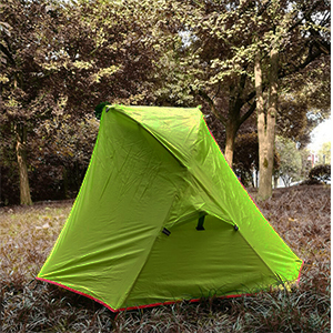 Luxe Tempo 1 Person Tent Ultralight Backpacking Single Person Solo Camping Waterproof
