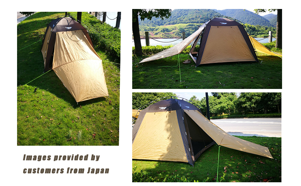 This version of Luxe Tempo Screen House tent is a huge improvement since last year with brilliant features.  sc 1 st  Amazon.com & Amazon.com: Luxe Tempo Screen House Tent Screen Room Lightweight for ...