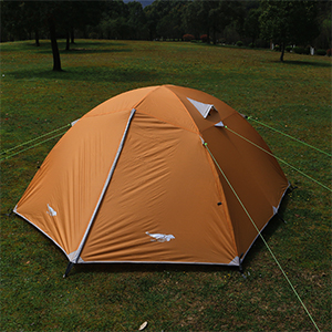 Luxe Tempo 4 Person Tent Family Backpacking Tent