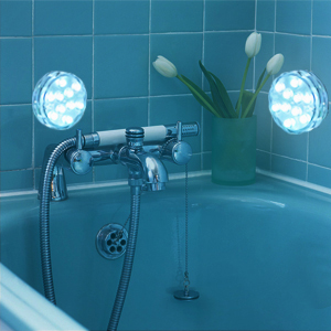 swimming lights