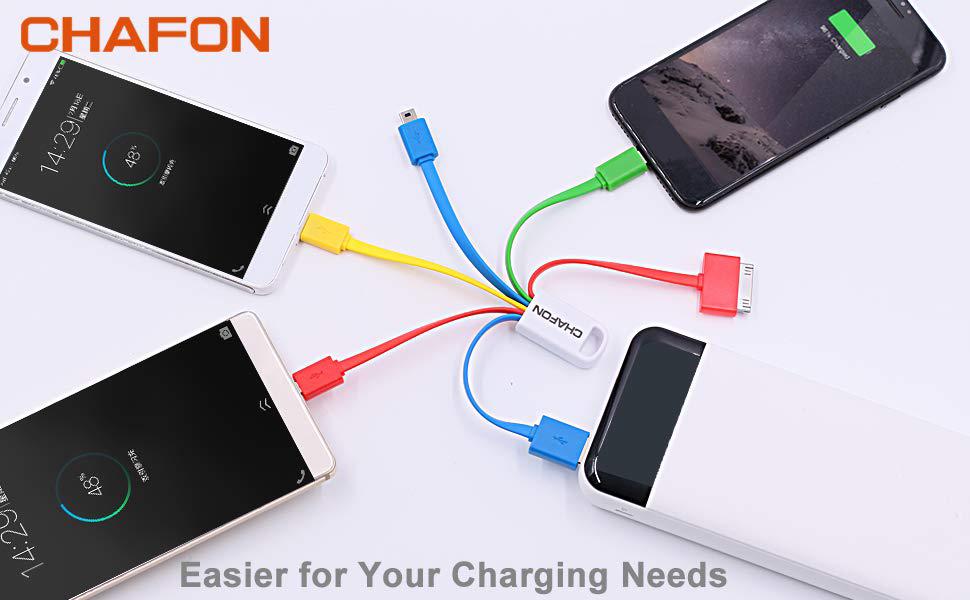 chafon multi usb cable