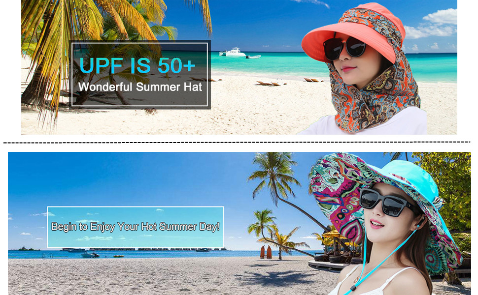5ac59123 Necessary Travel Packable Floppy Sunhat - Take It With You Anywhere You Go