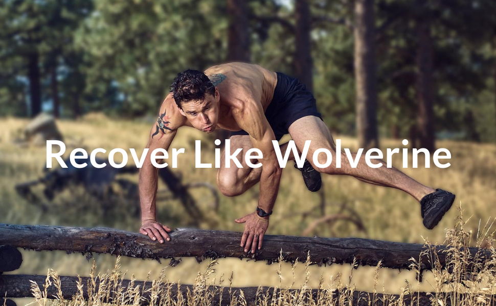 Recover Like Wolverine with Kion Flex