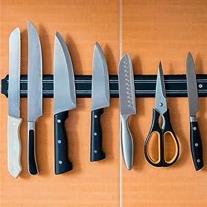 magnetic knife hanger