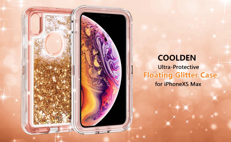 coolden iphone xs case