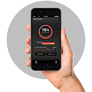 Vaultek Bluetooth Smartphone app