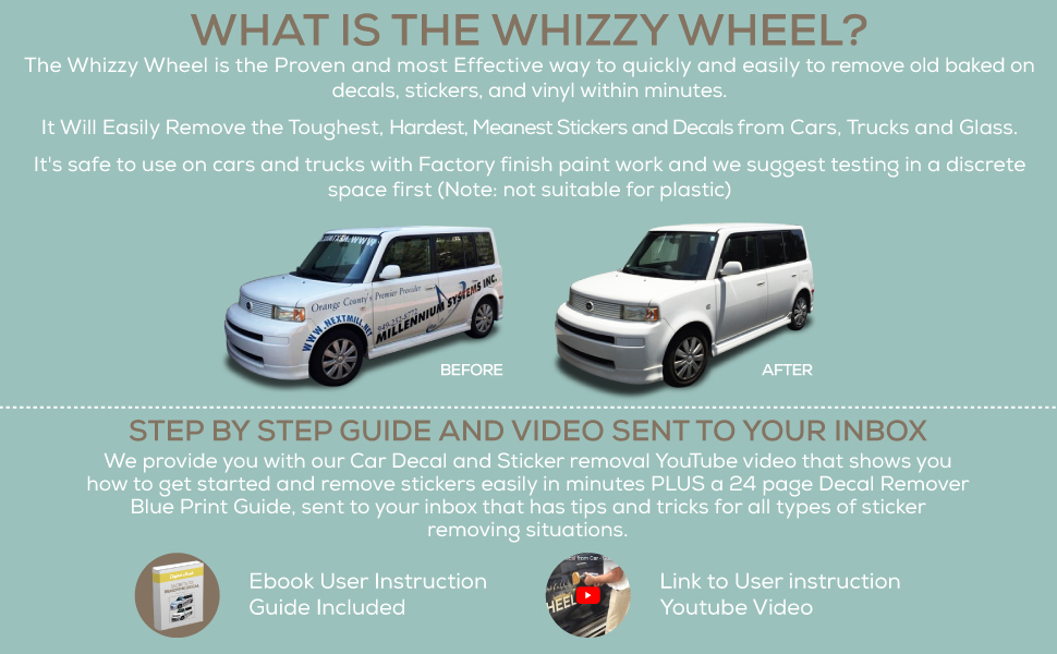 what is the whizzy wheel