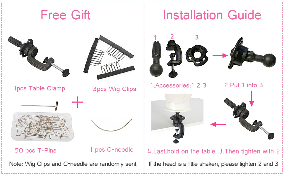 Gift and installation guide