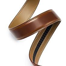 Perfect fit/exact fit/exact fit mens belt/comfort belt/comfort fit belt/clip belt/comfort clip