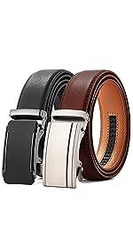 click belt slide belt adjustable belt dress belt leather belt mens belt automatic belt