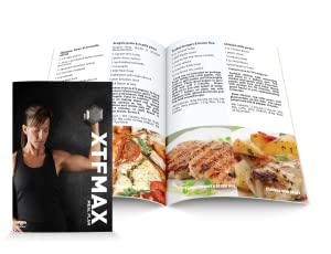 XTFMAX: 90 Day DVD Workout Program with 12 Exercise Videos + Training Calendar & Fitness Guide and Nutrition Plan 17