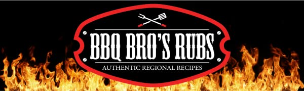 fa3f7783 BBQ BROS RUBS {Southern Style} - Ultimate Barbecue Spices Seasoning Set -  Use for Grilling,...