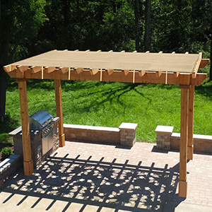 Shatex 90/% Shade Cloth Taped Edge with Grommets for Pergola Cover Canopy 8x12ft
