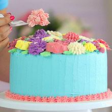 Cakebe 52 pcs Cake Decorating Supplies Kit - Icing Piping bags and Tips Cupcake Decorating Kit