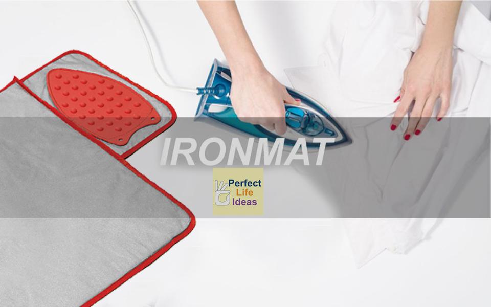 Amazon Com Perfect Life Ideas Ironing Pad Blanket And