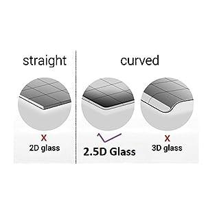 2.5d ipad glass