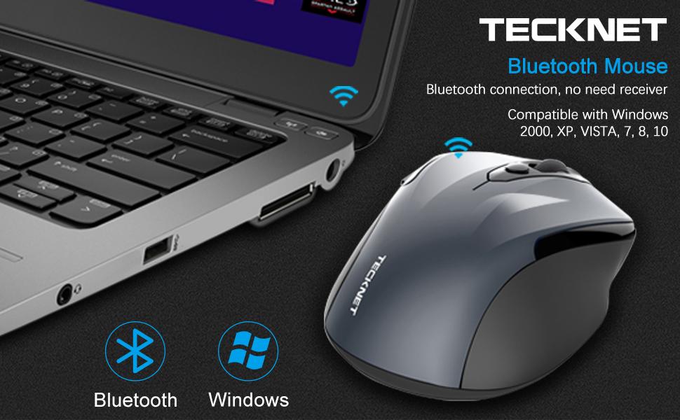 TeckNet BM307 Bluetooth Mouse
