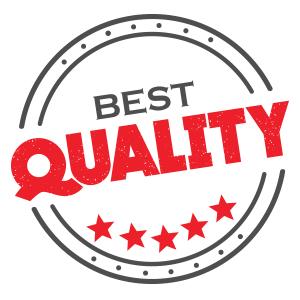 Top-Notch Quality