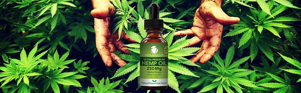 Hemp Oil - Fast Results - Relieve Chronic Pain - Ultra Premium Hemp Extract  - Pure Hemp Seed