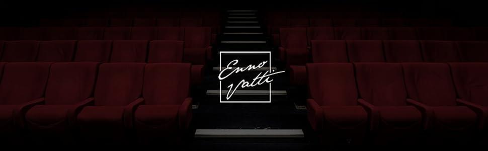 Enno Vatti logo in cinema background