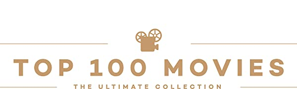 Top 100 Movies - The Ultimate Selection Scratch Poster