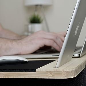 Amazon Com Slate Mobile Lapdesk The Essential Lap Desk