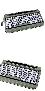 ... Penna Keyboard With Diamond White Keycap ...
