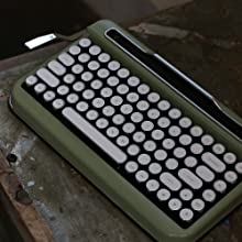Chrome Keycaps