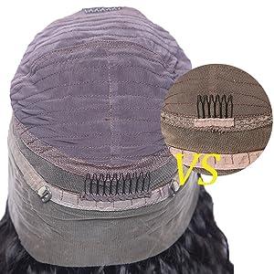 360 lace wig cap small size cap long short 360 lace front wig