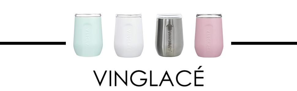 Vinglace Stemless Wine Glass