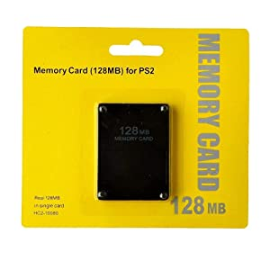 Playstation 2 PS2 Memory Card 128MB