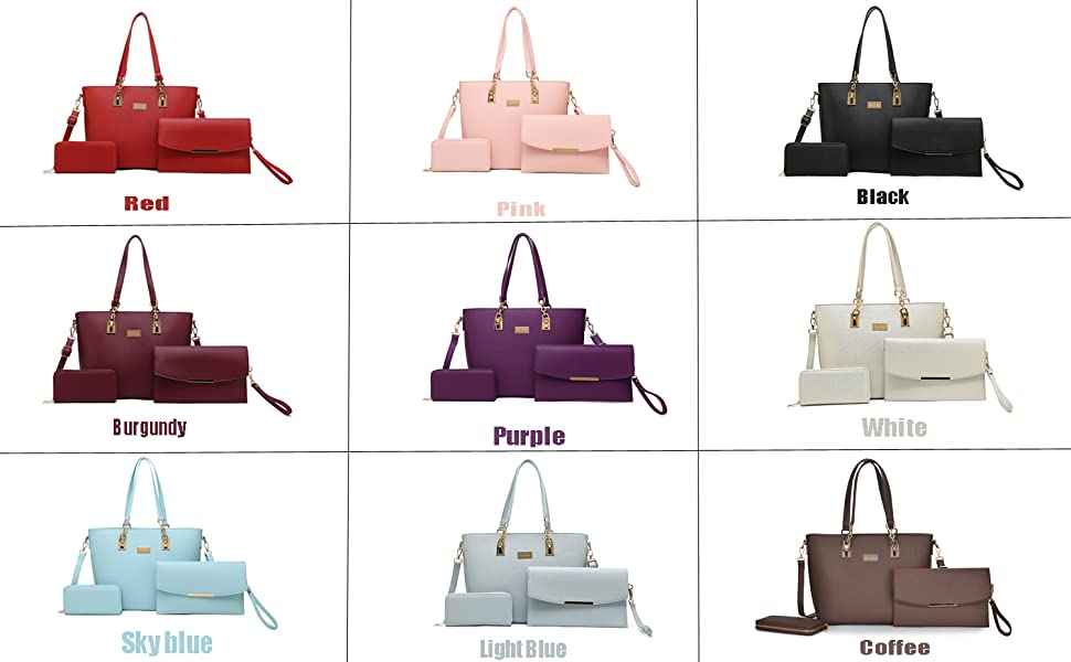 Handbags and purse for women crossbody purse tote handbag for work