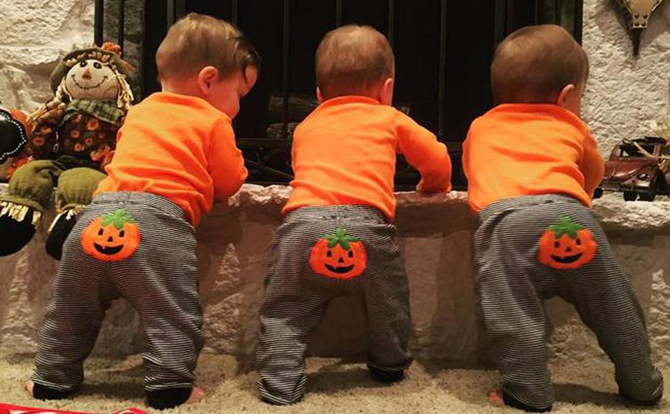 baby orange bodysuit halloween baby outfit baby black halloween pants romany baby baby halloween unisex halloween outfit baby bling