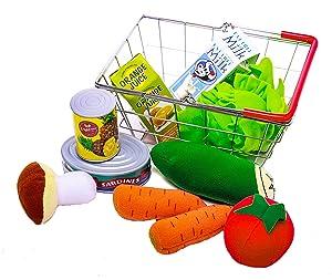 f69104cf8 150 Pc. Great Big Grocery - Ultimate Kids Play Food Set