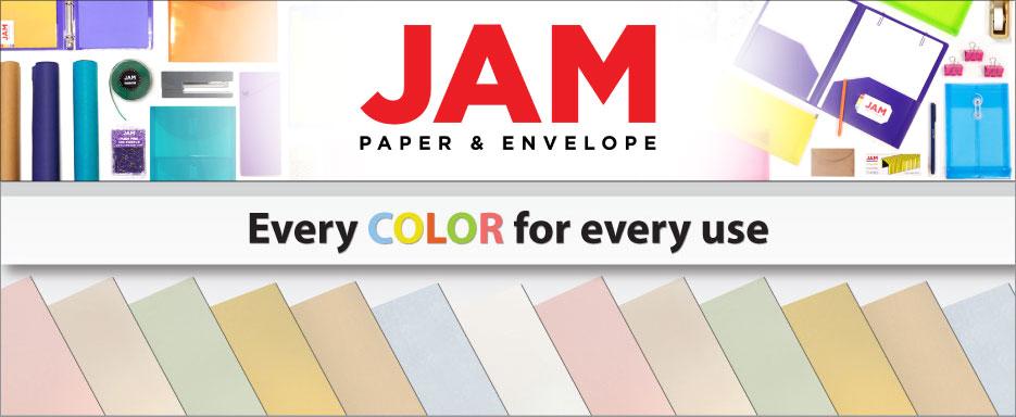 Amazon.com: Papel reciclado JAM Paper 81/2 x 11 ...