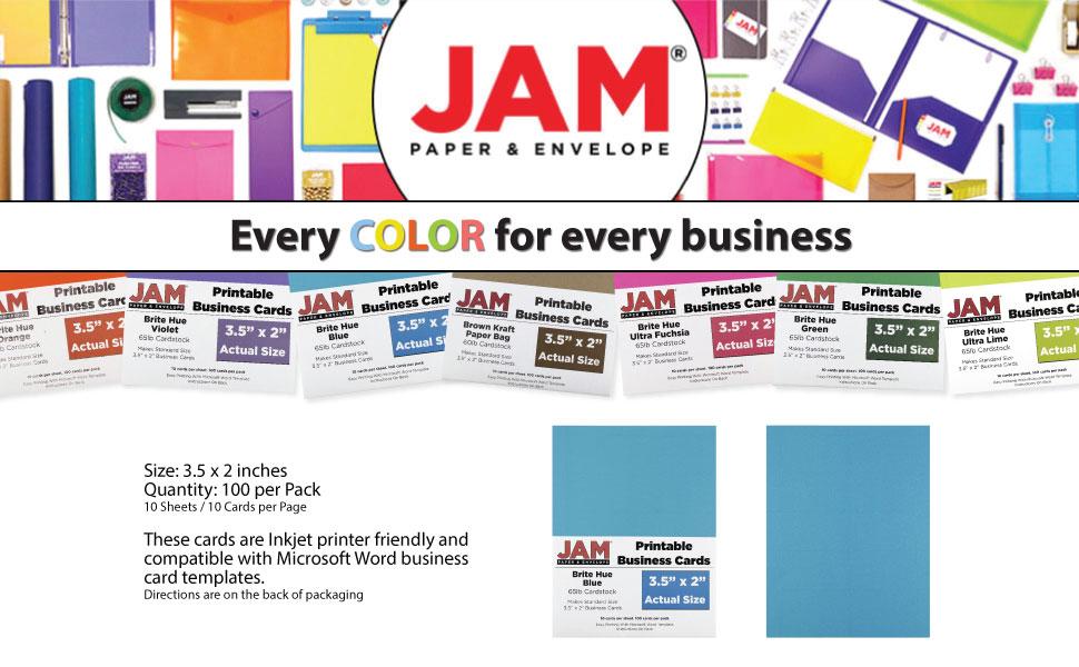 printable business cards - Printable Business Cards