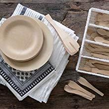 bambu, plates