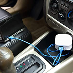 charge in car