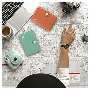 travel wallet passport wallet