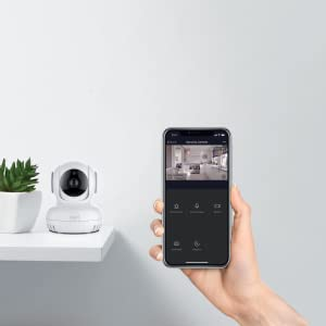 smart camera with app
