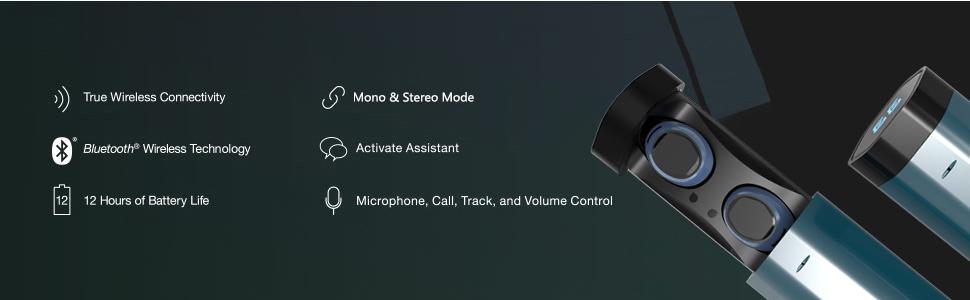 MEES True wireless earbuds