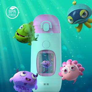 BPA free water bottle for kids