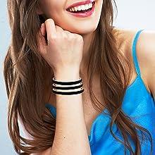 hair bracelet