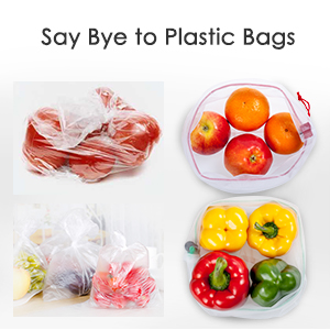 zero waste mesh bags