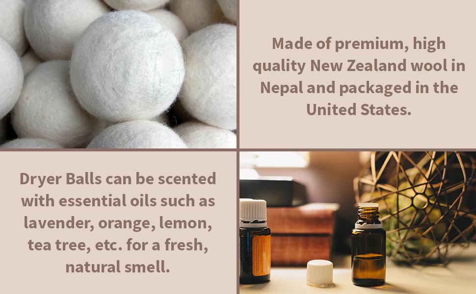 organic fabric softener