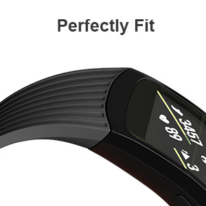 fit2 silicone band