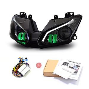 Amazon.com: KT - Conjunto completo de faros LED para ...