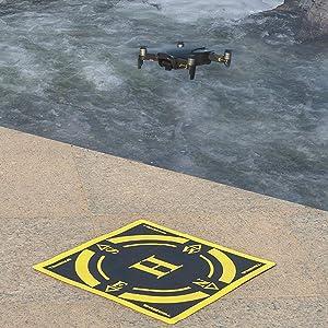 safety landing pad